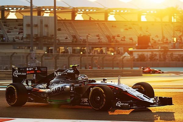 Formula 1 Perez buoyed by