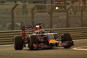 Formula 1 Qualifying report Red Bull expect to have a strong race on tomorrow's Abu Dhabi GP