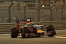 Formula 1 Red Bull expect to have a strong race on tomorrow's Abu Dhabi GP