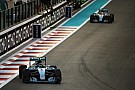 Winnende Rosberg: 'Nieuwe seizoen mag van mij morgen beginnen'