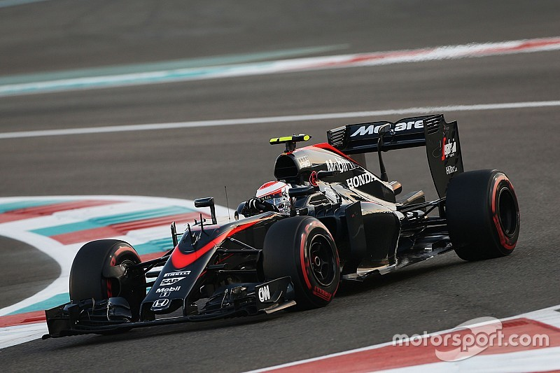 McLaren ends an exhausting and frustrating season in Abu Dhabi