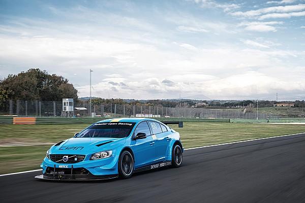 WTCC Volvo completes