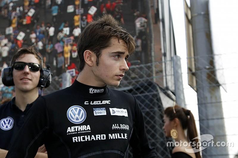 Leclerc gelinkt aan testrol bij Haas F1