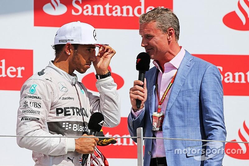 David Coulthard: 'Absoluut geen goed F1-jaar'