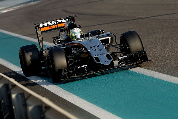 Formula 1 Celis pleased after maiden F1 test with Force India