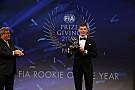 Foto's: hoogtepunten van de FIA prijsuitreiking