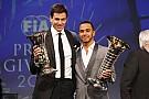 图集:FIA颁奖礼上那些激动人心的时刻!