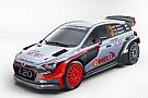 Der neue i20: Hyundai präsentiert WRC-Auto für 2016