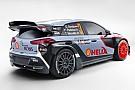 Foto's: Het nieuwe WRC-bommetje van Hyundai