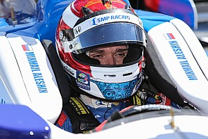 IndyCar Breaking news Aleshin: Closed cockpits a matter of time