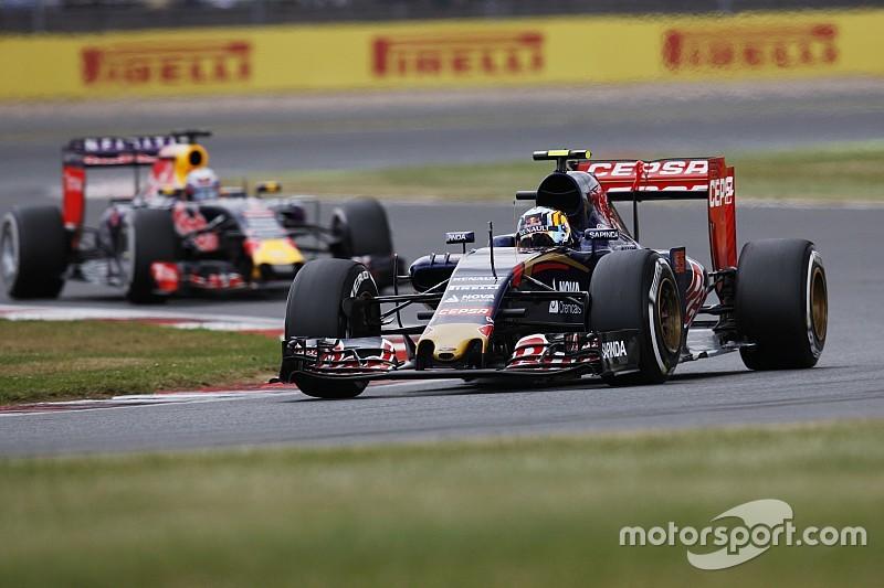 Sainz: 'In theorie staan we volgend jaar voor Red Bull'