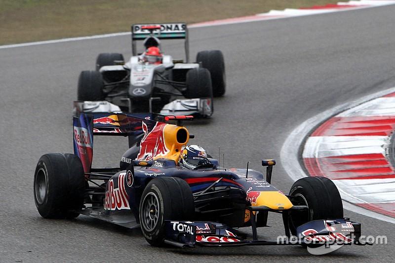 Vettel: 'Hoop bij Ferrari te herhalen wat Schumacher hier presteerde'