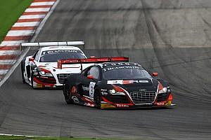 GT Résumé de course Une victoire pleine d'émotion pour Audi WRT à Sepang