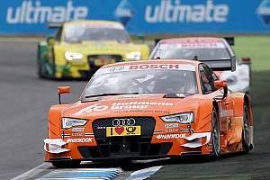 DTM Breaking news Green joins calls for increased tyre wear in DTM