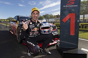 V8 Supercars Breaking news Whincup the favourite for 2016 – Skaife