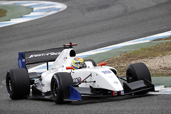 Formula 3.5 Breaking news F3.5 newcomer Spirit of Race signs Vaxiviere, Atoev