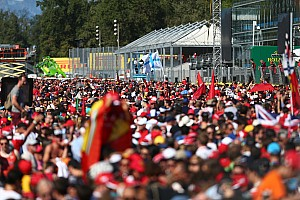 Formula 1 Breaking news Italy passes law to help keep F1 race at Monza