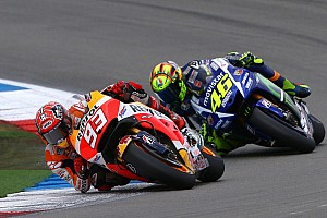 MotoGP Special feature Top Stories of 2015; #2: Accusations fly in Rossi vs Marquez feud