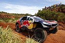 Rallye Dakar: Sebastien Loeb verteidigt Führung in 3. Etappe