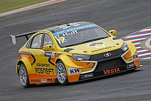 WTCC Breaking news Tarquini set for WTCC reprieve with Lada