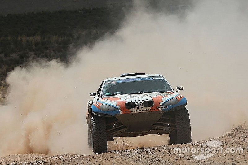 Spectator killed during Stage 7 of Dakar Rally