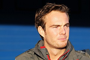 Le Mans Breaking news Van der Garde to contest Le Mans with JOTA