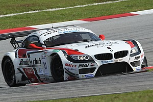 Asian Le Mans Race report Millroy seizes hard-earned Asian Le Mans Series podium finish in Thailand