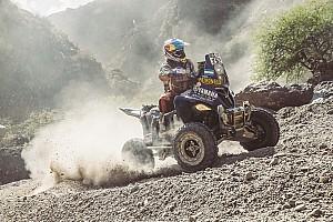Dakar Stage report Dakar Quads, Stage 9: Copetti wins, Patronellis maintain status quo