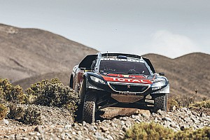 Dakar Prüfungsbericht Rallye Dakar: Carlos Sainz führt nach verkürzter 9. Etappe