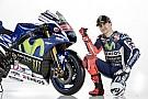 Yamaha onthult nieuwe motor van Rossi en Lorenzo