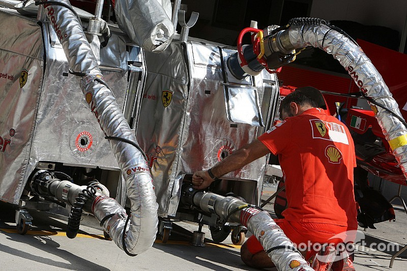 Analysis: F1 pushing for boost despite refuelling scepticism
