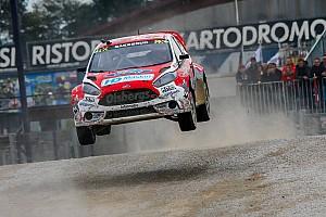 WK Rallycross Nieuws Bakkerud voegt zich bij Ken Block in World RX