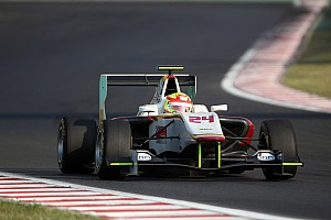 GP3 Breaking news Palou, Tereshchenko and Schothorst named as Campos' GP3 line-up