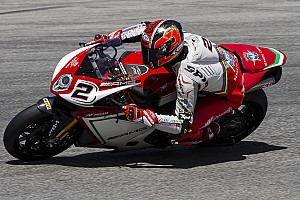 "World Superbike Interview Melandri at MV Agusta would be ""100 percent a negative"""