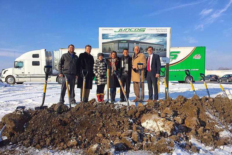 Juncos breaks ground on new headquarters