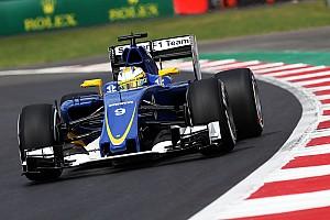 Formula 1 Breaking news Sauber has