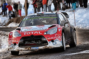 WRC Leg report Kris Meeke right in the mix for victory!