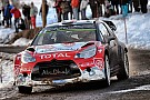 Kris Meeke right in the mix for victory!