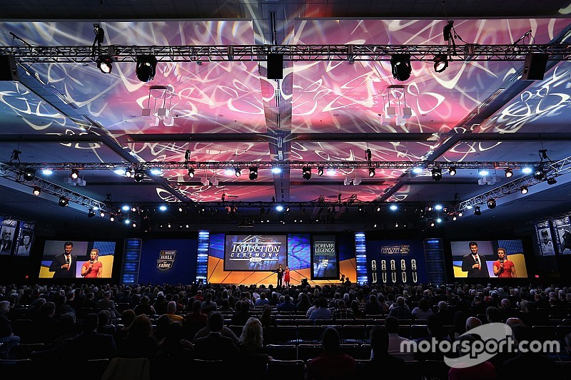 Highlights: NASCAR inducts five new members into the Hall of Fame