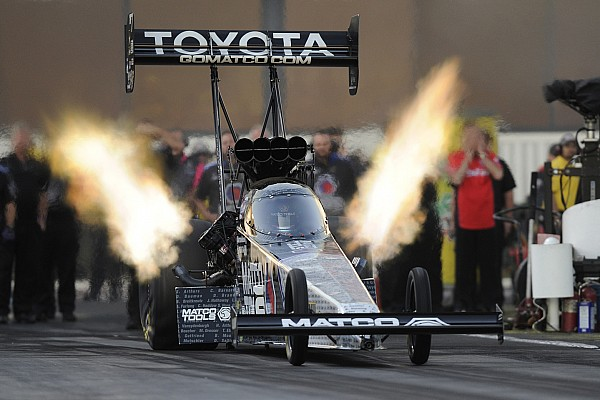 NHRA Breaking news NHRA alters format for setting national records