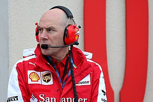 Formula 1 Breaking news Clear makes first appearance for Ferrari