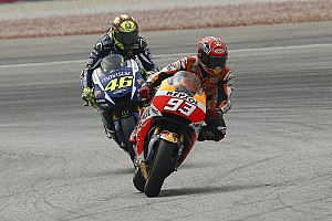 MotoGP Breaking news MotoGP set for stewards structure revamp after Rossi/Marquez clash