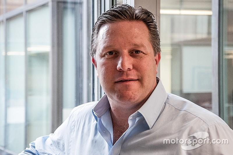 Motorsport.com stelt Zak Brown aan als non-executive chairman