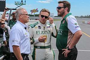IndyCar Breaking news Ed Carpenter resumes sole control of team