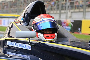 Other open wheel Breaking news Mahadik announces BRDC F4 season for 2016