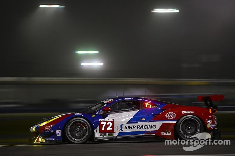 Hour 9: Kanaan heartbreak, SMP Ferrari stars inGTLM