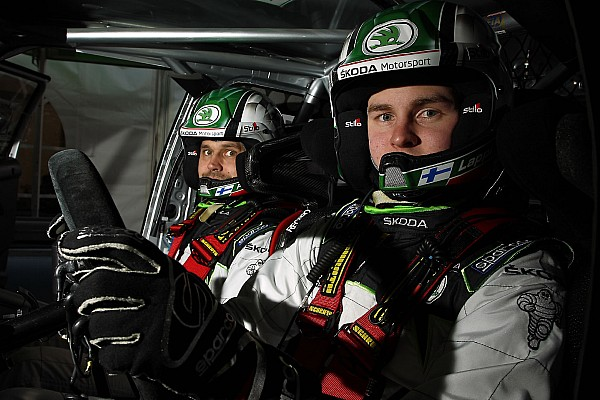 WRC Breaking news Toyota interested in signing Lappi for 2017