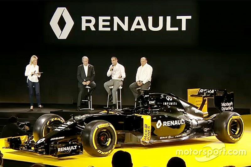 Renault-president Ghosn rekent op Grand Prix-overwinningen
