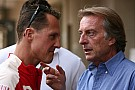 Formula 1 Montezemolo says he has no