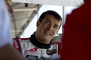 European Le Mans Breaking news Rojas says Le Mans dream motivated ELMS switch